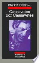 Libro de Cassavetes Por Cassavetes