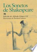Libro de Los Sonetos De Shakespeare