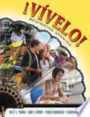 Libro de Vvelo! Beginning Spanish