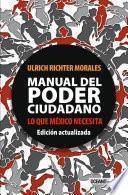 Libro de Manual Del Poder Ciudadano