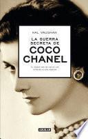 Libro de La Guerra Secreta De Coco Chanel