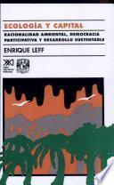 Libro de Ecología Y Capital