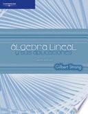 Libro de Álgebra Lineal Y Sus Aplicaciones