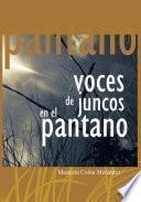 Libro de Voces De Juncos En El Pantano