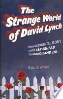 Libro de The Strange World Of David Lynch