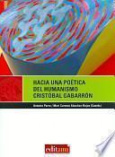 Libro de Hacia Una Poética Del Humanismo