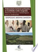 Libro de Ordenamiento Territorial Participativo En Localidades Rurales Marginales