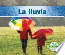Libro de La Lluvia (rain)