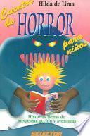 Libro de Cuentos De Horror Para Niños