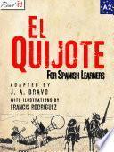 Libro de El Quijote. The Quixote