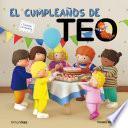 Libro de El Cumpleaños De Teo