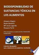 Libro de Biodisponibilidad De Sustancias Tóxicas En Los Alimentos