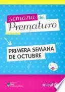 Libro de Decálogo. Los Derechos De Los Niños Prematuros Y Sus Familias
