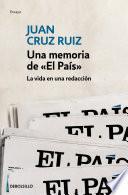 Libro de Una Memoria De «el País»