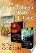 Libro de La Gran Trilogía De Rob J. Cole