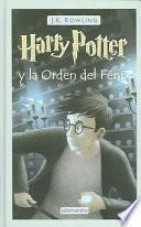 Libro de Harry Potter Y La Orden Del Fenix   Libro 5