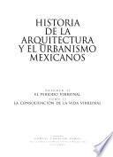 Libro de Historia De La Arquitectura Y El Urbanismo Mexicanos
