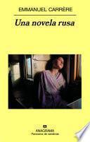 Libro de Una Novela Rusa