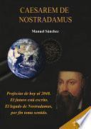 Libro de Caesarem De Nostradamus