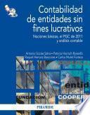 Libro de Contabilidad De Entidades Sin Fines Lucrativos