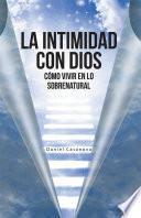 Libro de La Intimidad Con Dios