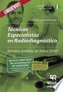Libro de Técnico Especialista En Radiodiagnóstico Del Sas. Temario Específico. Volumen 1