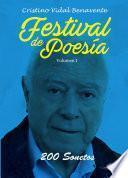 Libro de Festival De Poesía 1
