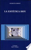 Libro de La Estética Hoy