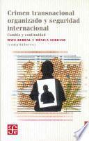 Libro de Crimen Transnacional Organizado Y Seguridad Internacional
