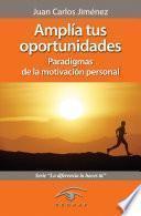 Libro de Amplía Tus Oportunidades