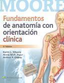 Libro de Fundamentos De Anatomia Con Orientacion Clinica