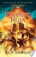 Libro de La Piramide Roja / The Red Pyramid