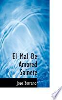 Libro de El Mal De Amored Sainete