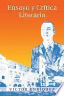 Libro de Ensayo Y Critica Literaria