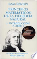 Libro de Principios Matematicos De La Filosofia Natural / Mathematical Principles Of Natural Philosophy