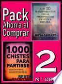 Libro de Pack Ahorra Al Comprar 2 (nº 087)
