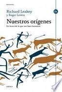 Libro de Nuestros Orígenes. En Busca De Lo Que Nos Hace Humanos