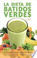 Libro de La Dieta De Batidos Verdes