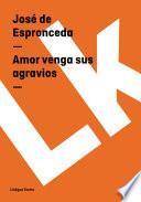 Libro de Amor Venga Sus Agravios