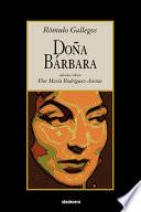Libro de Doña Bárbara