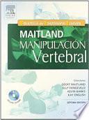 Libro de Maitland Manipulación Vertebral