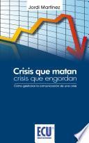 Libro de Crisis Que Matan