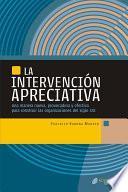 Libro de La Intervención Apreciativa