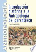 Libro de Introducción Histórica A La Antropología Del Parentesco