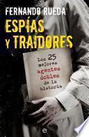 Libro de Espías Y Traidores