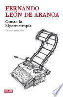 Libro de Contra La Hipermetropía