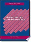 Libro de Régimen Tributario De La Empresa Familiar
