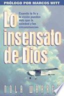 Libro de Lo Insensato De Dios