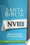Libro de Nvi Santa Biblia
