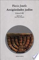 Libro de Antigüedades Judías (2 Volúmenes)